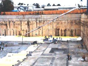 Betonimi tek WTC